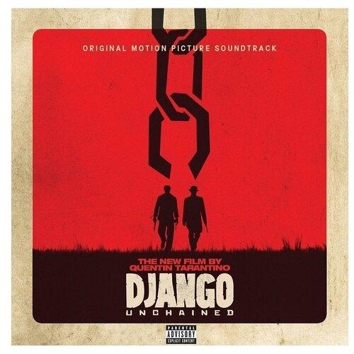 Виниловая пластинка Universal Django Unchained - Original Motion Picture Soundtrack (2 LP)