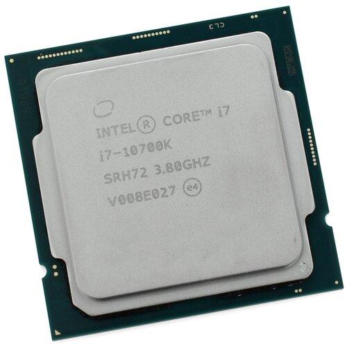 Процессор Intel Core i7-10700K, OEM