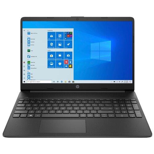 15.6 Ноутбук HP 15s-eq1216ur (1920x1080, AMD Ryzen 3 2.6 ГГц, RAM 4 ГБ, SSD 256 ГБ, Win10 Home), 22R34EA, черный