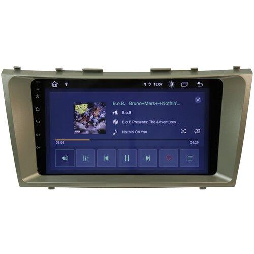 Штатная магнитола Junsun Toyota Camry v40 WiFI (2/32GB) 4Core RDS+DSP Android 10