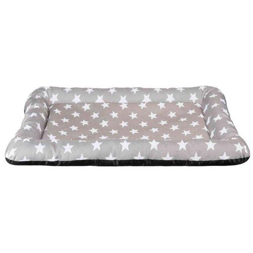 Фото - Лежак для собак и кошек TRIXIE Stars Lying Mat 60х40 см темно-серый лежак для собак и кошек hutpets minicot s 50х45 см coffee stars
