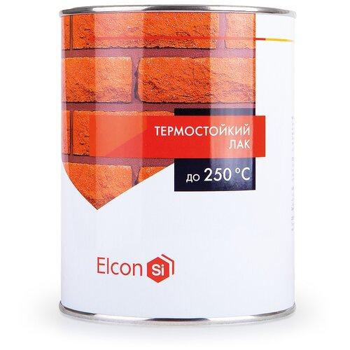 Лак Elcon термостойкий кремнийорганический бесцветный 0.8 кг
