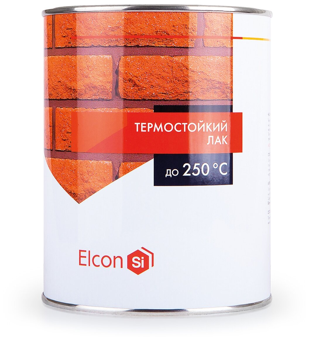 Лак Elcon термостойкий кремнийорганический