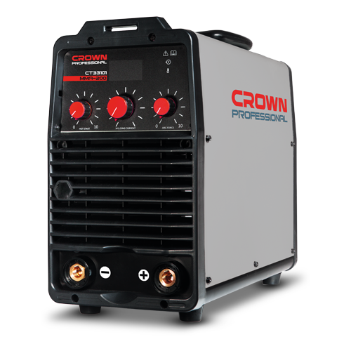 Сварочный аппарат инверторного типа CROWN CT33101 MMA сварочный аппарат инверторного типа crown ct33100 mma