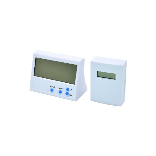 Термометр-гигрометр-часы Орбита TH016