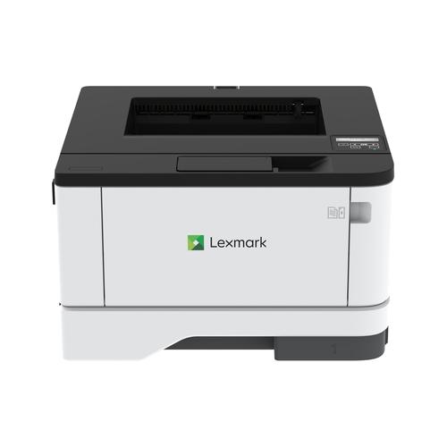 Фото - Принтер Lexmark MS331dn, белый/черный принтер монохромный лазерный lexmark ms331dn 29s0010