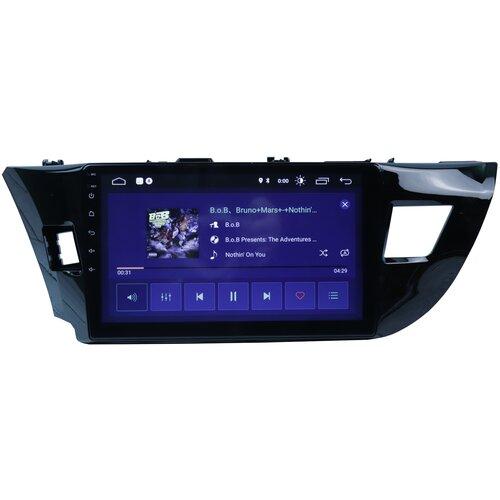 Штатная магнитола Junsun Toyota Corolla (2013-2016) WiFI (2/32GB) 4Core RDS+DSP Android 10