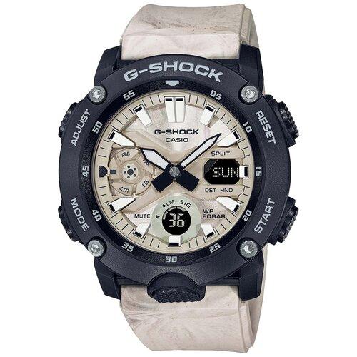 Наручные часы CASIO G-Shock G-Shock GA-2000WM-1A casio часы casio ga 110pm 1a коллекция g shock