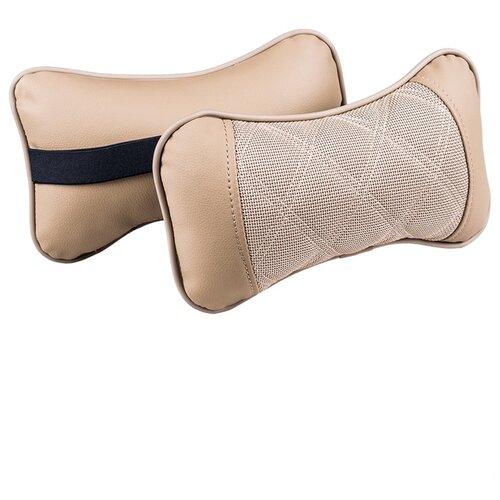 Комплект автомобильных подушек под шею (sting41287, 2 штуки)