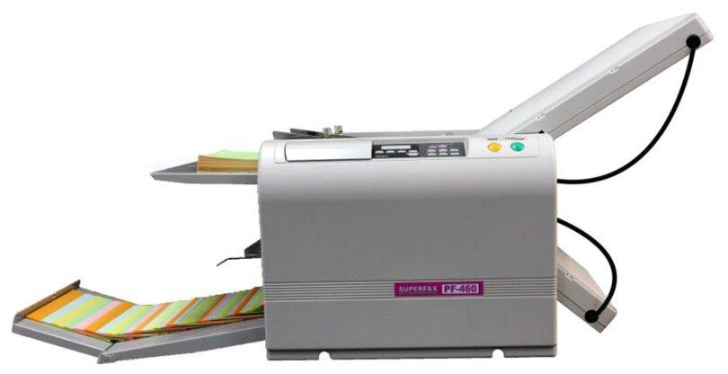 Фальцовочная машина Superfax PF-460