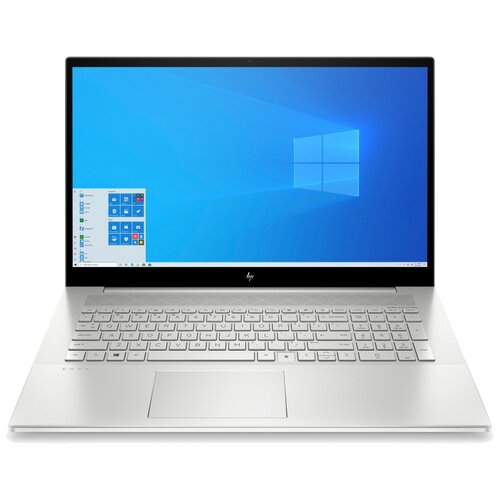 Ноутбук HP Envy 17-cg1014ur (Intel Core i5 1135G7 2400MHz/17.3/1920x1080/8GB/512GB SSD/Intel Iris Xe Graphics/Windows 10 Home) 2Z7V5EA, серебристый