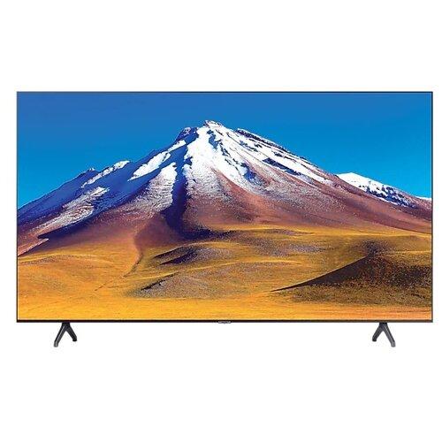 Фото - Телевизор Samsung UE50TU7090U 50 (2020), черный/серебристый телевизор sony 50 kdl50wf665br черный серебристый