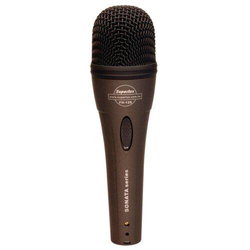 Superlux FH12S Вокальный динамический микрофон с выключателем