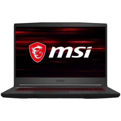 "Ноутбук MSI GF65 Thin 9SEXR-1225XRU (Intel Core i5 9300H 2400MHz/15.6""/1920x1080/8GB/512GB SSD/NVIDIA GeForce RTX 2060 6GB/DOS) 9S7-16W112-1225 черный"