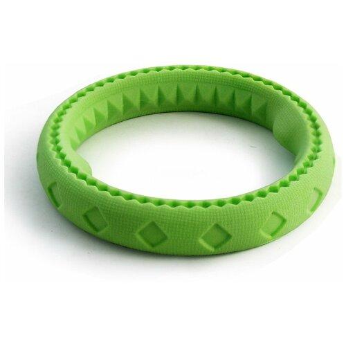Кольцо для собак Triol Aroma 11 см 12191124 зеленый