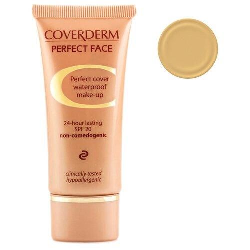 Coverderm Тональный крем Camouflage Perfect Face, 30 мл, оттенок: №23