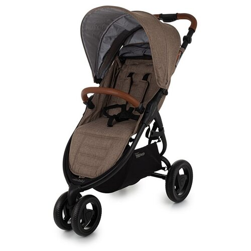 Фото - Прогулочная коляска Valco Baby Snap Trend, cappuccino прогулочная коляска valco baby snap trend charcoal