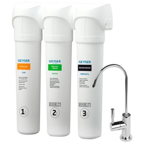 Фото - Фильтр Гейзер Смарт Био 521 (для жеской воды) фильтр для воды гейзер смарт макс белый 16030