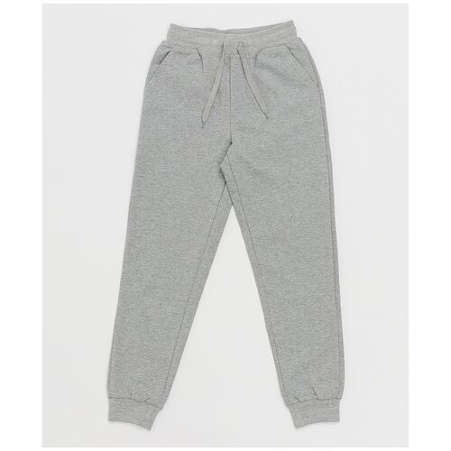Купить Серые брюки Button Blue 121BBGB56011900 размер 140, Брюки