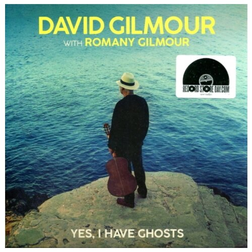 David Gilmour With Romany Gilmour. Yes, I Have Ghosts. Limited Edition (LP)