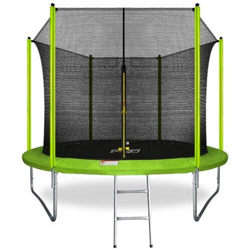 Каркасный батут ARLAND 10FT Inside 305х305 см светло-зеленый