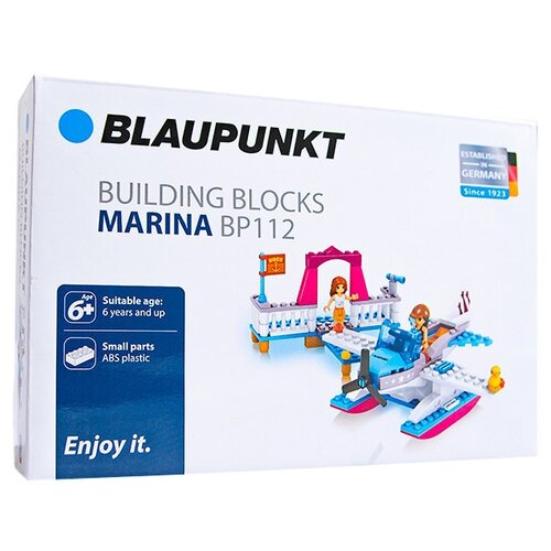 Конструктор Blaupunkt Building Block BP112 Причал
