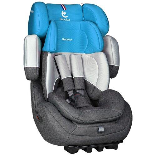 Автокресло группа 1/2/3 (9-36 кг) Renolux Step 1-2-3, Smart Blue группа 1 2 3 от 9 до 36 кг concord vario xt 5
