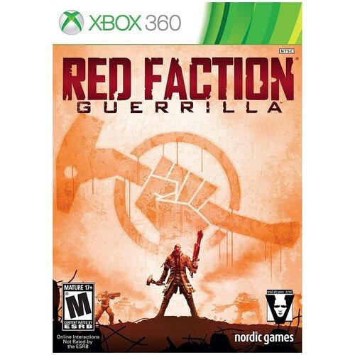 Xbox 360 Red Faction Guerrilla (английская версия)