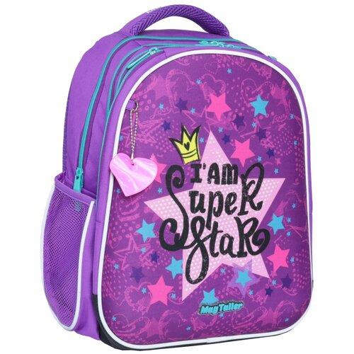 Фото - Рюкзак школьный MagTaller Stoody II, Super Star magtaller рюкзак stoody butterfly синий
