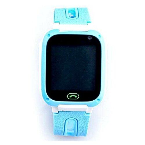 Фото - Детские умные часы Beverni Smart Watch S4 (бело-голубой) умные часы beverni smart watch t58 серебристый