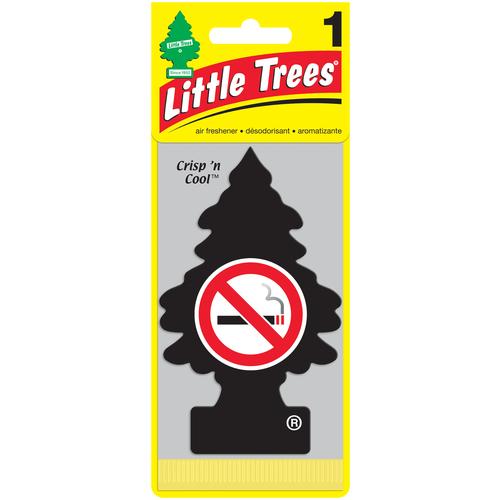Little Trees Ароматизатор для автомобиля Ёлочка Не курить! (No Smoking) little trees ароматизатор для автомобиля ёлочка не курить no smoking