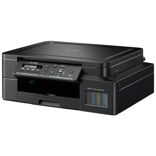 Фото - МФУ Brother DCP-T520W InkBenefit Plus, черный мфу brother dcp l8410cdwr