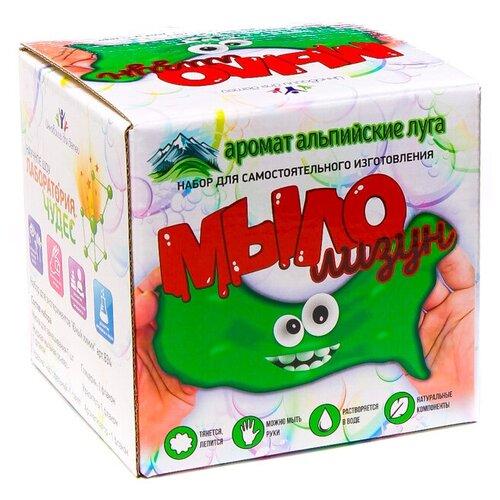 Альпийские луга, Инновации для детей (мыло-лизун, серия Юный химик)