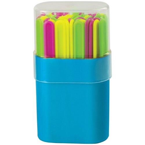 Купить Счетные палочки пифагор, 50 штук, ассорти, в пластиковом пенале, 104753, Пифагор, Обучающие материалы и авторские методики