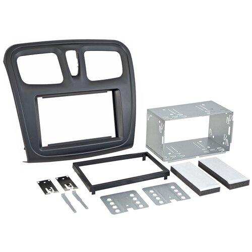 Рамка для автомагнитолы на Renault Sandero INCAR RFR-N33S