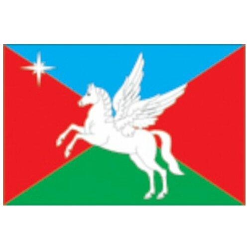 Флаг сельского поселения Васильевское (Серпуховский район)