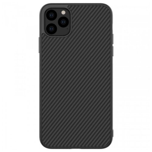 Nillkin Synthetic Fiber Чехол с карбоновой текстурой для iPhone 11 Pro чехол для iphone 7 plus nillkin synthetic fiber черный