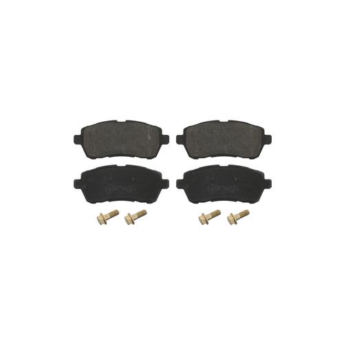 BOSCH 0986494195 (0252428316W / 04465B1120 / 04465B1120000) комплект тормозных колодок, дисковый тормоз