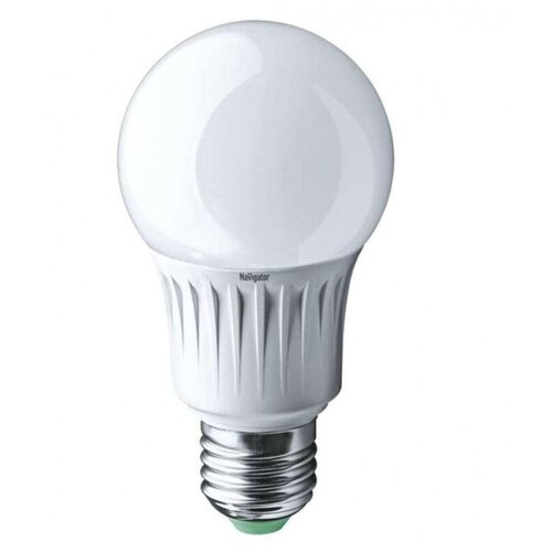 Лампа светодиодная Navigator NLL-A60-12-230-4K-E27 12Вт 4000К E27 71297 3 шт.