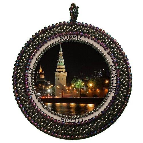 Купить Набор для вышивания NOVA STITCH РВ4017 Москва 63 х 63 см 1 шт., NOVA SLOBODA, Наборы для вышивания