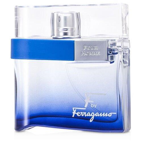 Купить Туалетная вода Salvatore Ferragamo F by Ferragamo Free Time, 100 мл