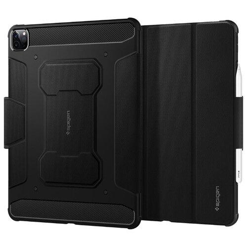 Чехол Spigen Rugged Armor Pro (ACS01024) для iPad Pro 11 2018/2020 (Black)