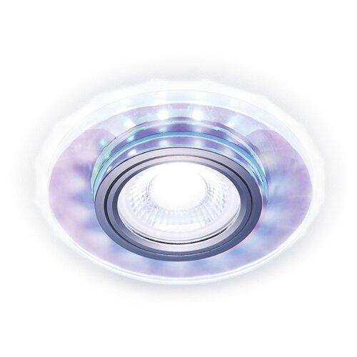 Встраиваемый светильник Ambrella light Compo LED S211 PR/WH 0 pr на 100