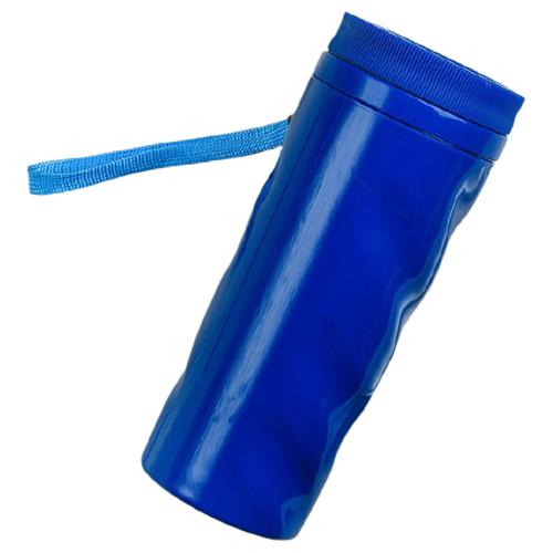 Термокружка Командор Любимая доченька, 0.3 л синий