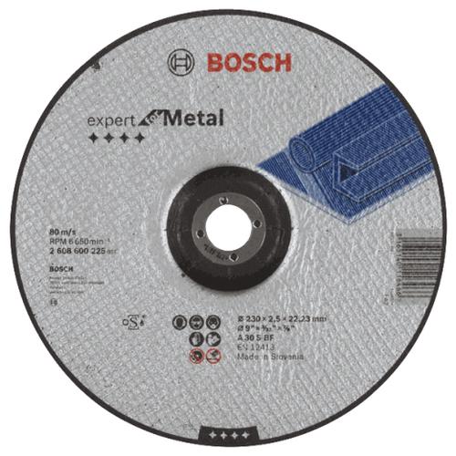 BOSCH Expert for Metal 2608600225, 230 мм 1 шт.