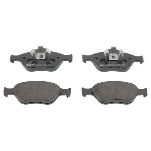Фото - Дисковые тормозные колодки передние Ferodo FDB1394W для Ford, Mazda (4 шт.) дисковые тормозные колодки передние ferodo fdb1891 для toyota lexus subaru 4 шт