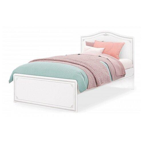 Кровать детская Cilek Selena Grey односпальная, размер (ДхШ): 204х123 см, цвет: grey