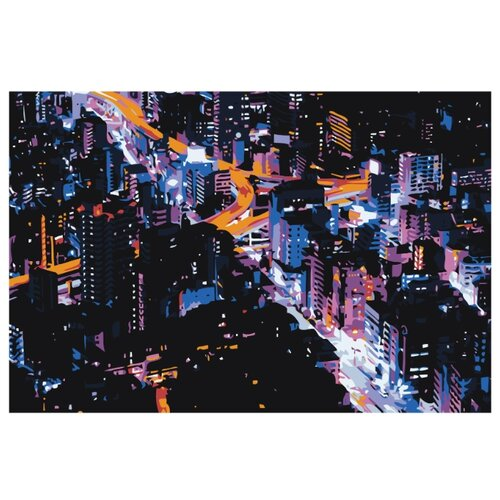 Купить Картина по номерам, 100 x 150, Z-AB356, Живопись по номерам , набор для раскрашивания, раскраска, Картины по номерам и контурам