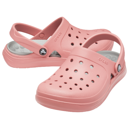 Сабо Crocs Reviva Clog, размер 37-38(M5/W7), blossom/light grey
