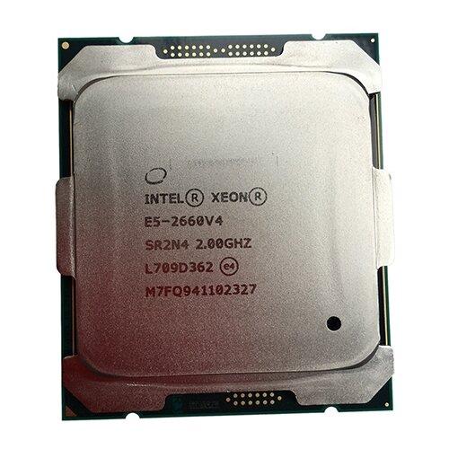 Фото - Процессор Intel Xeon E5-2660 v4, OEM процессор для серверов intel xeon e5 2650 v4 2 2ггц [cm8066002031103s]